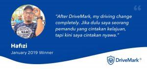 safe driver january